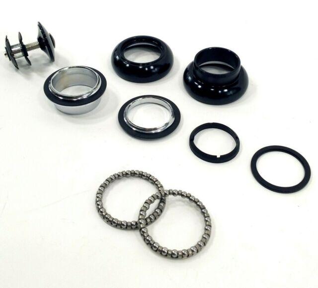 "Headset-BMX-ATB-MTB 1/""  Steel Threadless Headset-Sunlite"