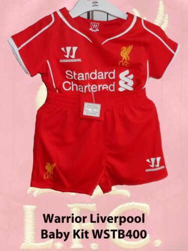 Liverpool Home Baby Mini Kit 2014/15 Age 12-18 Months (Euro 80cm) WSTB400