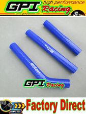 KTM 125 144 150 SX 125SX 144SX 150SX Radiator Hose 07-10 2007 2008 2009 2010 blu
