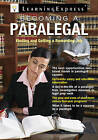 Becoming a Paralegal by Learning Express Llc (Paperback / softback, 2010)