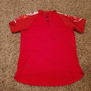 NEW Trek Bontrager Cycling Women's Jersey Shirt Sz L