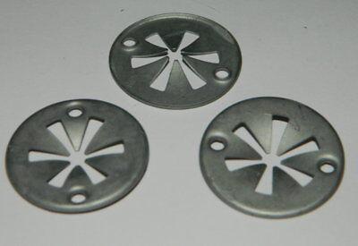 VW Clip Clips Metallscheiben Unterboden 10 St Klemmscheibe Metall für Audi