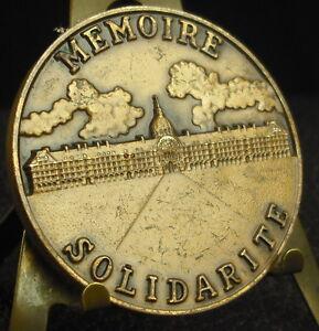 100% Vrai Médaille Office Nationale Des Anciens Combattants Et Victimes De Guerre Medal 铜牌 Disponible Dans Divers ModèLes Et SpéCifications Pour Votre SéLection