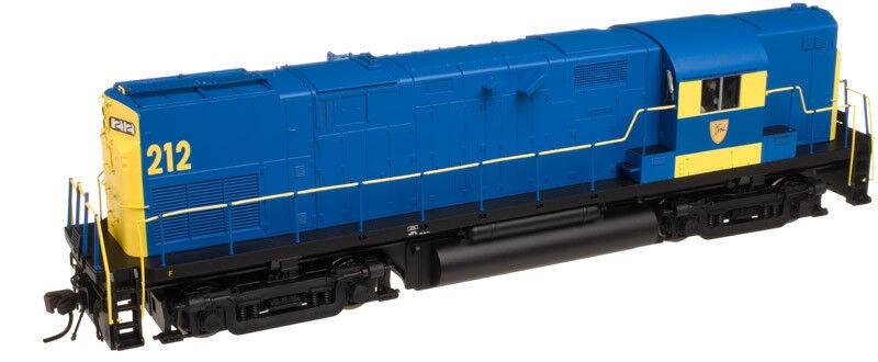 Delaware & Hudson RR C420 Diesel DCC listo por argento Atlas-Envío Gratuito en EE. UU.
