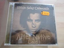 STEVIE SALAS COLORCODE - ALTER NATIVE GOLD - CD JAPAN PCCY-01137     (B)