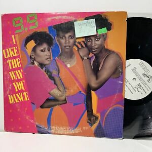 9-9-I-Like-The-Way-You-Dance-RCA-4204-Disco-Promo-12-034-Single