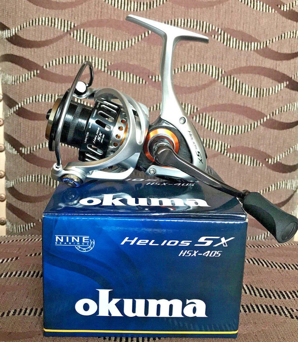 Okuma Helios SX hsx-40s FD spinnrolle