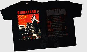 BIOHAZARD-Urban-Discipline-American-heavy-metal-T-shirt-SIZES-S-to-6XL