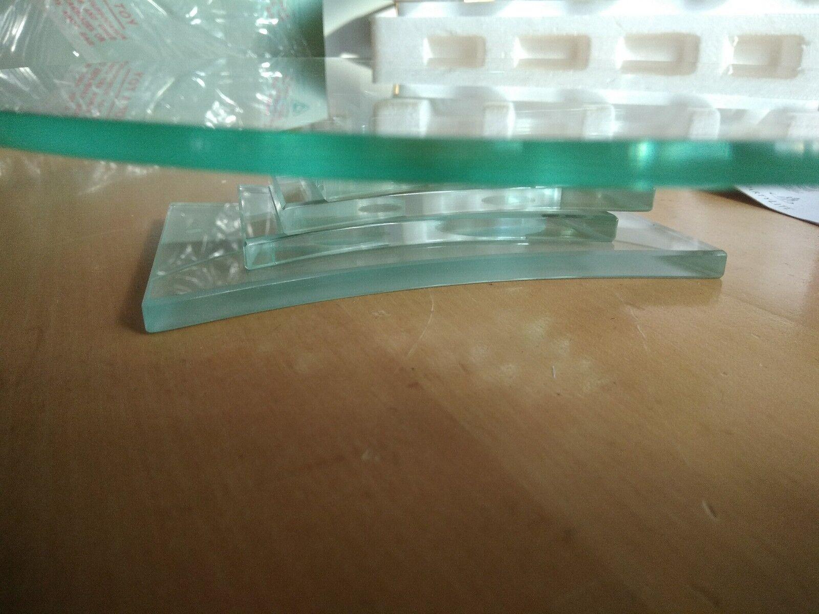 Partylite 3-Docht Kerzenhalter Kerzenhalter Kerzenhalter der Serie  Stratus   NEU OVP  | Zu einem niedrigeren Preis  1c82cb