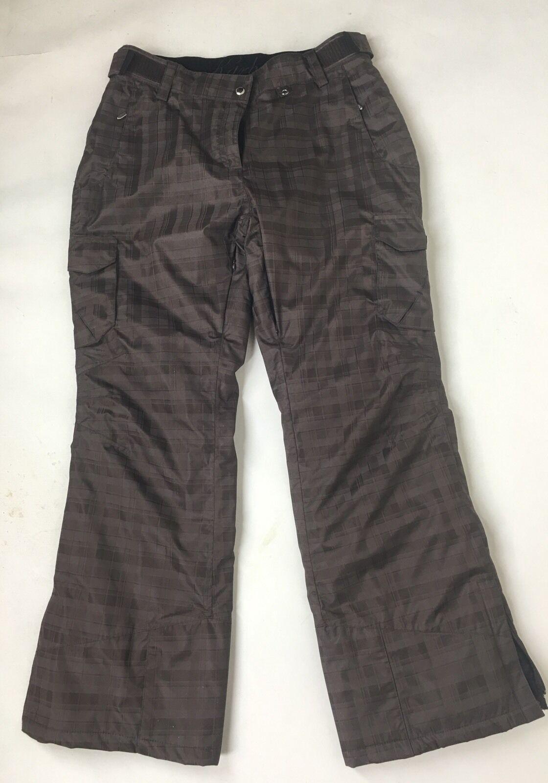 Karbon Ski Snowboard Pants Woman's Size 10