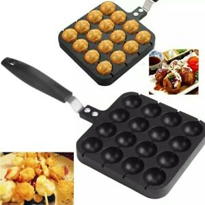 Baking-Tray-Exquisite-Eco-friendly-Grill-Pan-Japanese-Octopus-Balls-Maker