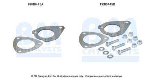 FITTIING KIT FK80445B FOR CATALYTIC CONVERTER TYPE APPROVED  BM80445H
