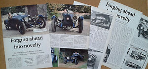 BNC Montlhery SCAT engine Cyclecar into racer - <span itemprop='availableAtOrFrom'>Torquay, United Kingdom</span> - BNC Montlhery SCAT engine Cyclecar into racer - Torquay, United Kingdom