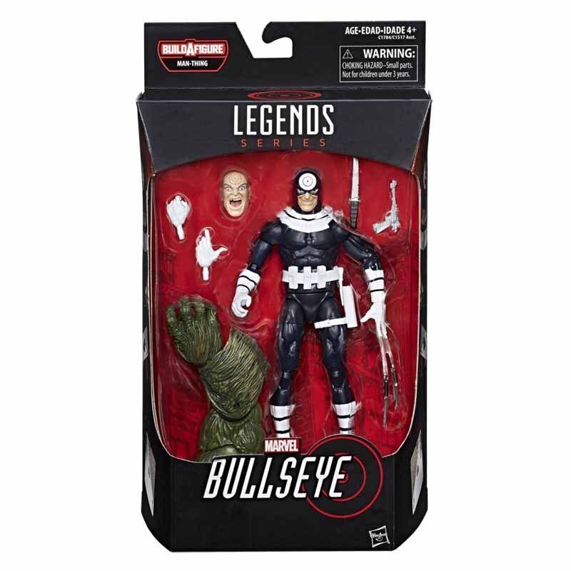 Marvel - legenden draufgänger netflix - bully baf mann etwas action - figur neue