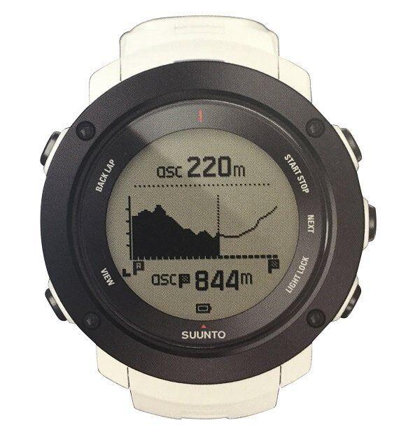 Suunto Ambit3 greenical White HR Laufuhr Herzfrequenzuhr GPS Navigationsuhr