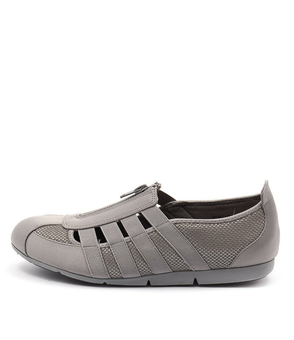 New New New Supersoft Scottie Grey Silver Womens shoes Active Sneakers Active 313589