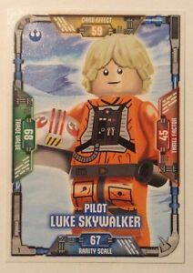 NEW LEGO STAR WARS SERIES 1 TRADING CARD 192 HAN SOLO CARBONITE BUY 3 GET 1 FREE