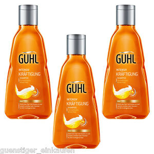 3x-250ml-Guhl-Intensive-Strengthening-Shampoo-Beer-for-Limp-Fine-Hair