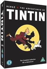The Adventures of Tintin: Complete Collection (1991) [New DVD]