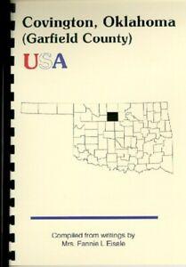 OK-A-HISTORY-OF-COVINGTON-GARFIELD-COUNTY-OKLAHOMA-FANNIE-EISELE-1952-QUIRKY