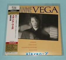 SUZANNE VEGA S/T Japan mini lp cd SHM brand new & still sealed