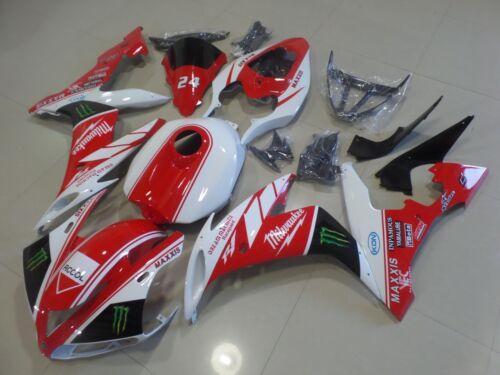 NEW Fairings Bodywork Bolts Screws Set Fit Yamaha YZF-R1 2004-2006 2005 n2