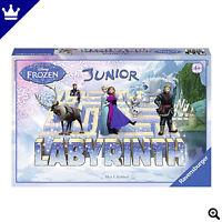 Labyrinth Junior Disney Frozen Eiskönigin Familienspiel Kinder Spiel Spielen