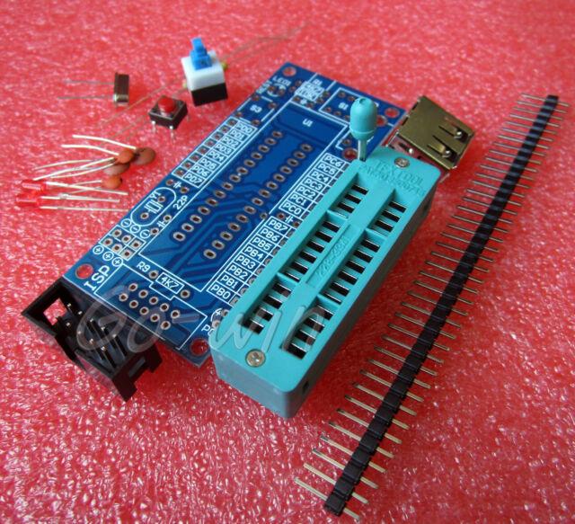 1pcs ATMEGA8 ATMEGA48 ATMEGA88 Development Board AVR (NO Chip) DIY Kit