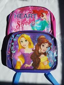 NWT NEW Disney Girls Backpack with Lunchbox Bag Princess Rapunzel ... 2b8157de6e507