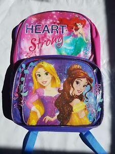 09bf35e2aa4 NWT NEW Disney Girls Backpack with Lunchbox Bag Princess Rapunzel ...