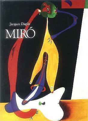 (Very Good)-Miró (Langue anglaise) (Hardcover)-Jacques Dupin-208030450X