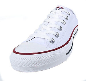 Details about Converse Chucks OX Low Top Optical White All Size Youth Boys Or Girls Kids Shoes