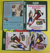 DVD film INNAMORATO PAZZO adriano celentano ornella muti MITI CINEMA no vhs(D1)