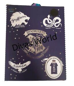 Primark-Harry-Potter-Folded-Night-Shirt-Hogwarts-House-Nightwear-amp-Eye-Mask-Box