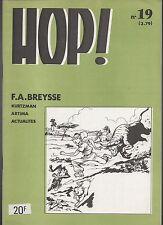 HOP n°19. Breysse, Kurtzman, Artima...1979. Neuf