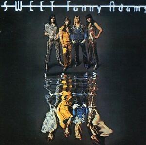 Sweet-Sweet-Fanny-Adams-New-Vinyl-Edition-New-Vinyl-LP-UK-Import