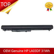 HP LA03 Battery for Pavilion 15-F and 14-Y - Black