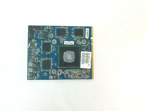 Carte-graphique-NVIDIA-QUADRO-FR1600M-non-fonctionnel-HP-COMPAQ-8710W-451377-001