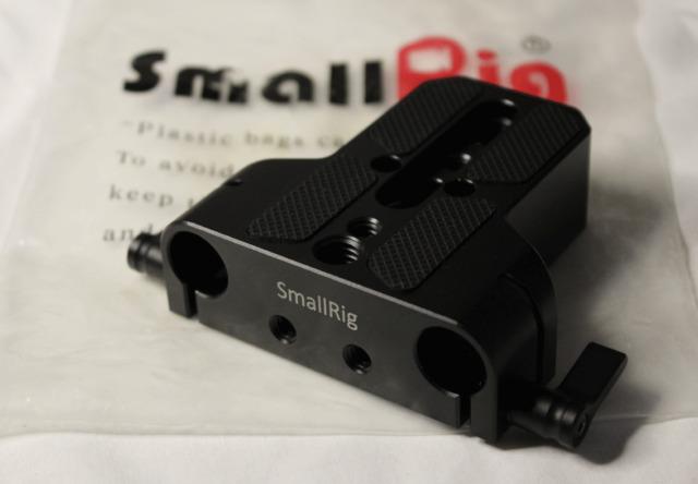SmallRig Quick Release Light U-Base Plate 1674 SONY FS7/A7 CANON C100/C300/C500