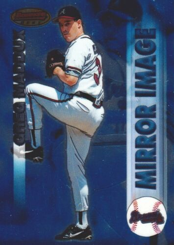 1999 Bowman/'s Best Mirror Image Baseball Cards Pick From List