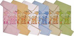 Baby-Kinderdecke-100-Baumwolle-80-x-90-cm