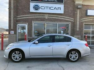 2012 Infiniti G25 Luxury*Leather Loaded*71K only..