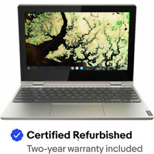"LENOVO 81TA0010US Chromebook C340-11 11.6"" HD Touchscreen Celeron N4000 1.1GHz"