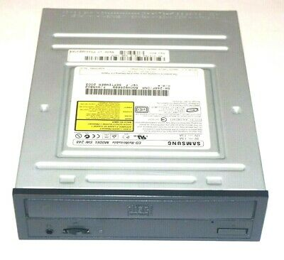 Drives, Storage & Blank Media Cd, Dvd & Blu-ray Drives Samsung Sw-248 48x16x48x Internal Ide Cd-rw Drive Black Pure Whiteness