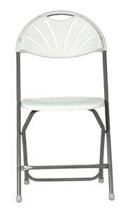 Living Accents Folding Chair 17 3 4 Quot W X 17 Quot D X 31 5 8 Quot H
