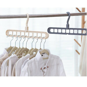 Multi-Port-Support-Circle-Clothes-Hanger-Clothes-Drying-Rack-Multifunction-I1Y8
