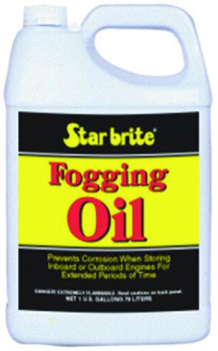 Starbrite Marine Marine Marine Fogging Öl 1 Gallon Verhindert Corrosion Innenliegend Oder a61788