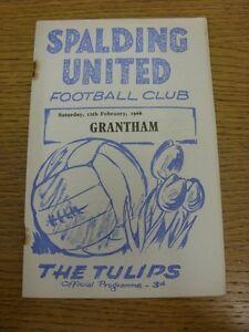 12-02-1966-Spalding-United-v-Grantham-Heavy-Rusty-Staple-Footy-Progs-aka-bo