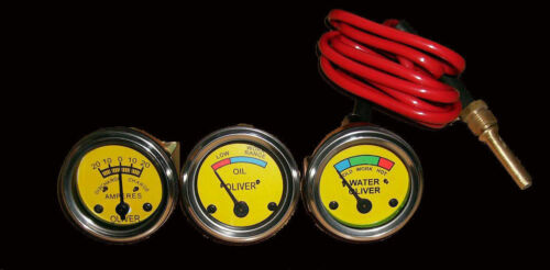 Oliver Traktor Temperatur Öl Pr Ammeter Endmaßsatzes
