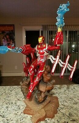 Marvel Gallery Iron Man Mark 50 9-Inch Collectible PVC Statue